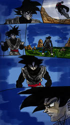 Dragon Ball Multiversal Page 3 Chapter 3 by ClearlyAnArtist