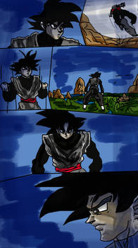 Dragon Ball Multiversal Page 3 Chapter 3