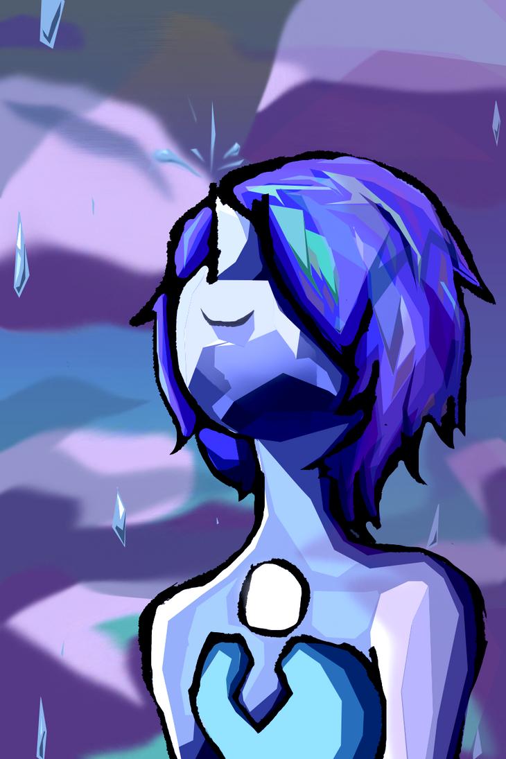 Blue Pearl... by ClearlyAnArtist