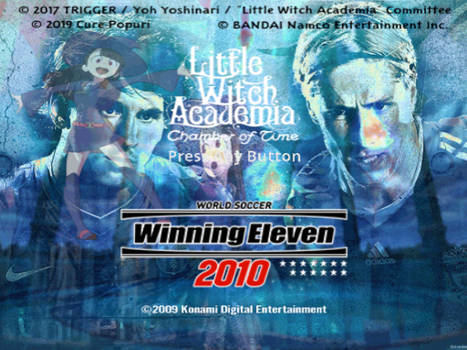 Winning Eleven 2010: LWA Edition - Title Screen