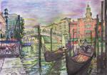 Atardecer en Venecia. by untuox