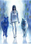 Walking the wolves by untuox