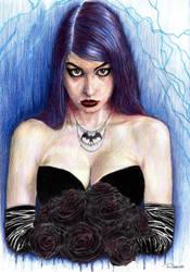 Dark offering by untuox