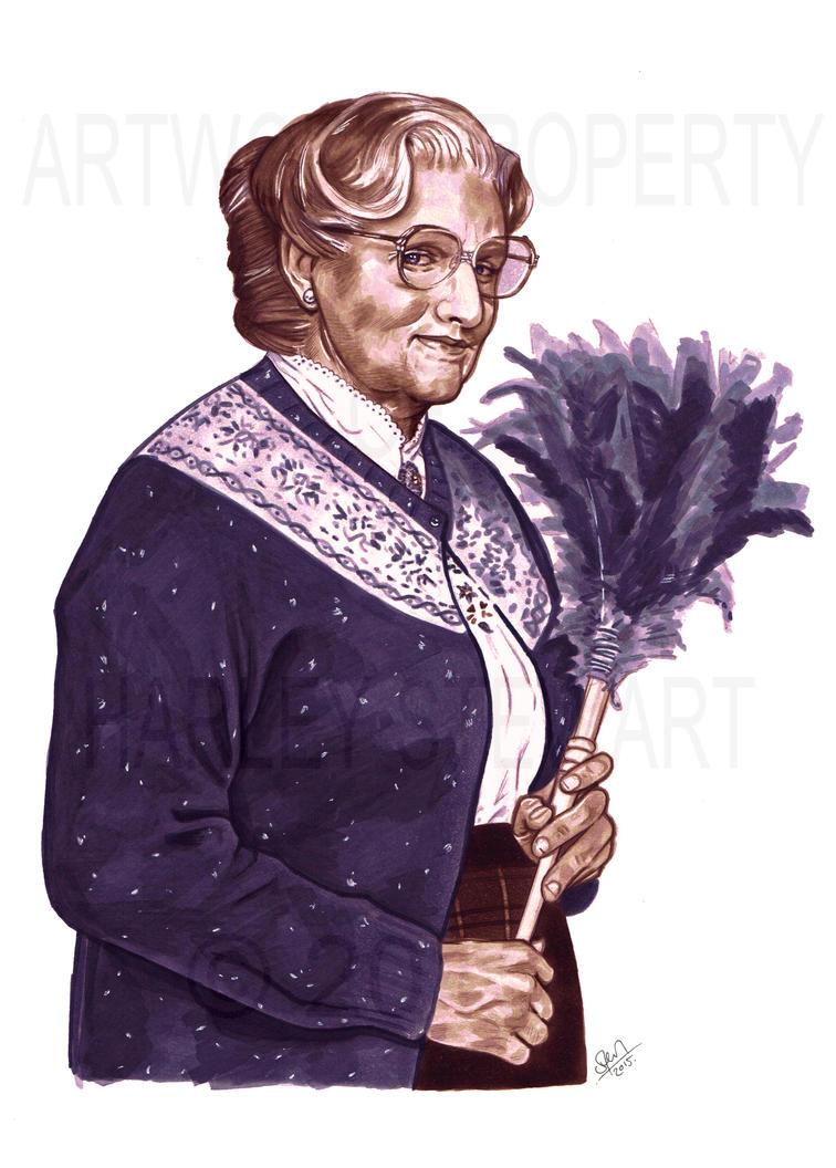 Mrs Doubtfire by s-carter