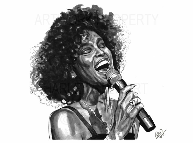 Whitney by s-carter