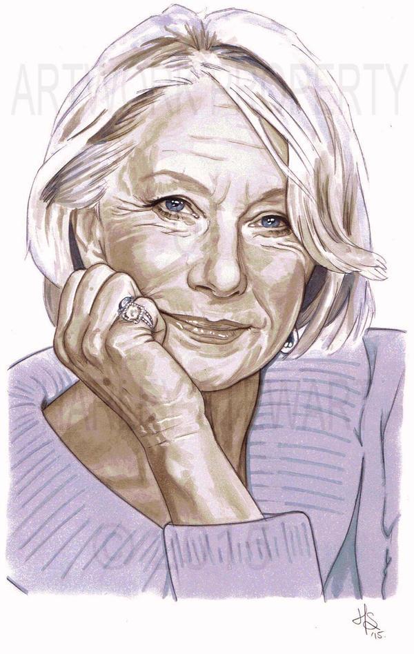 Dame Helen Mirren by s-carter