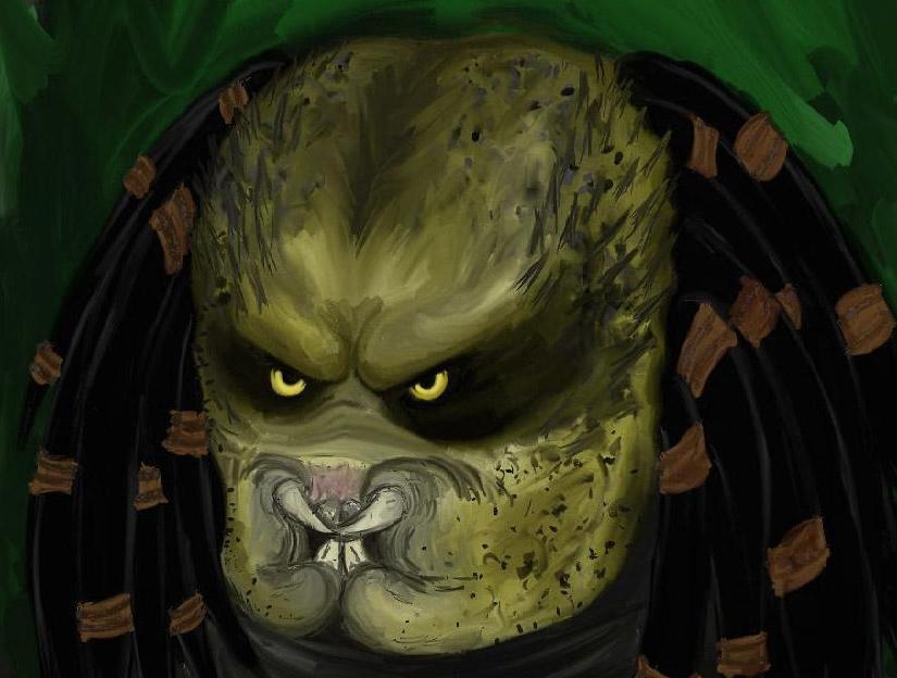The Predator by Aureawolf