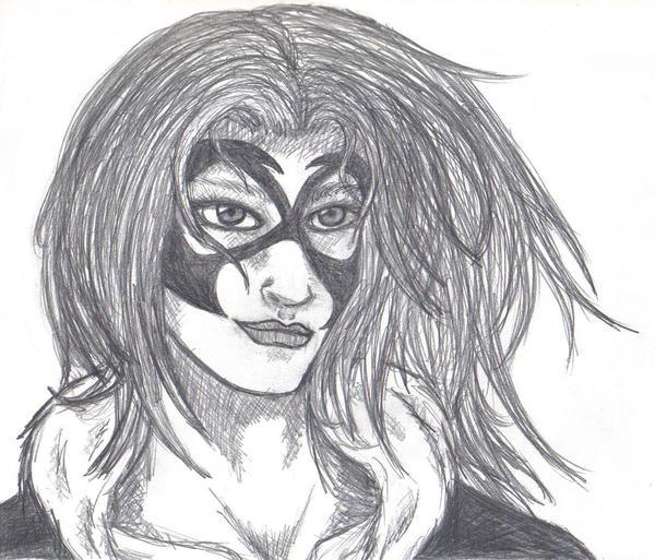 The Black Cat by Aureawolf