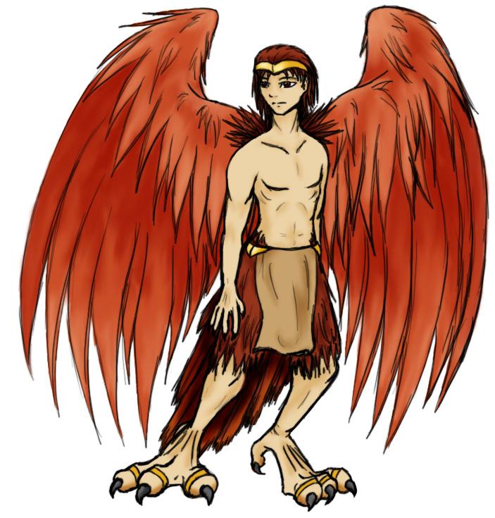 Another version of Iereus by Aureawolf