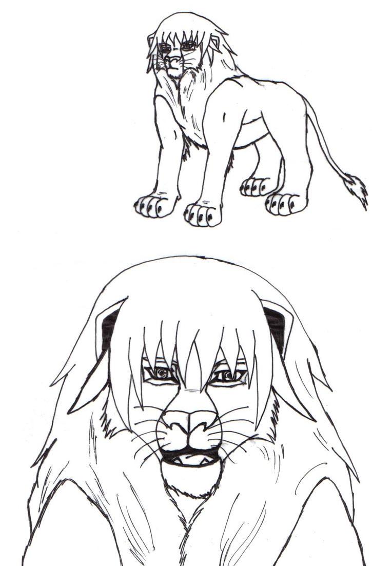 Lion King Riku by Aureawolf