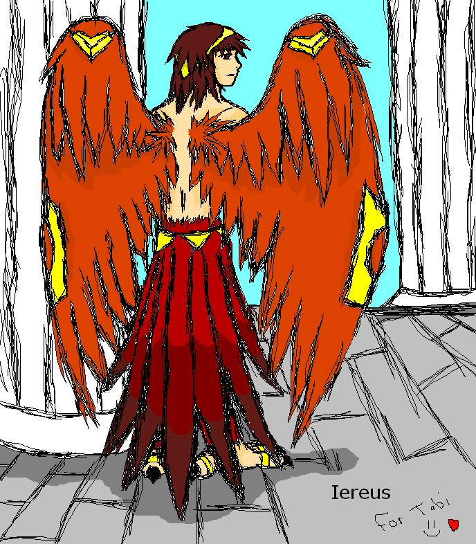 Iereus by Aureawolf