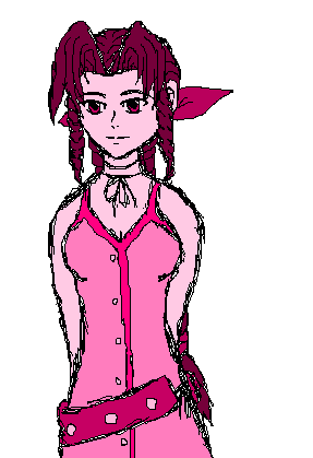 Pinkscale by Aureawolf