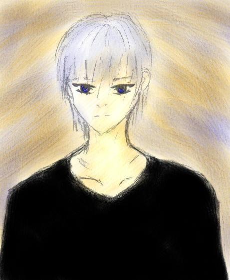 Dante Portrait by Aureawolf