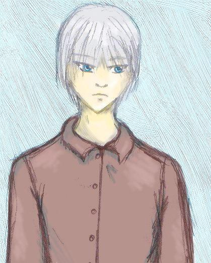 Vergil Portrait by Aureawolf