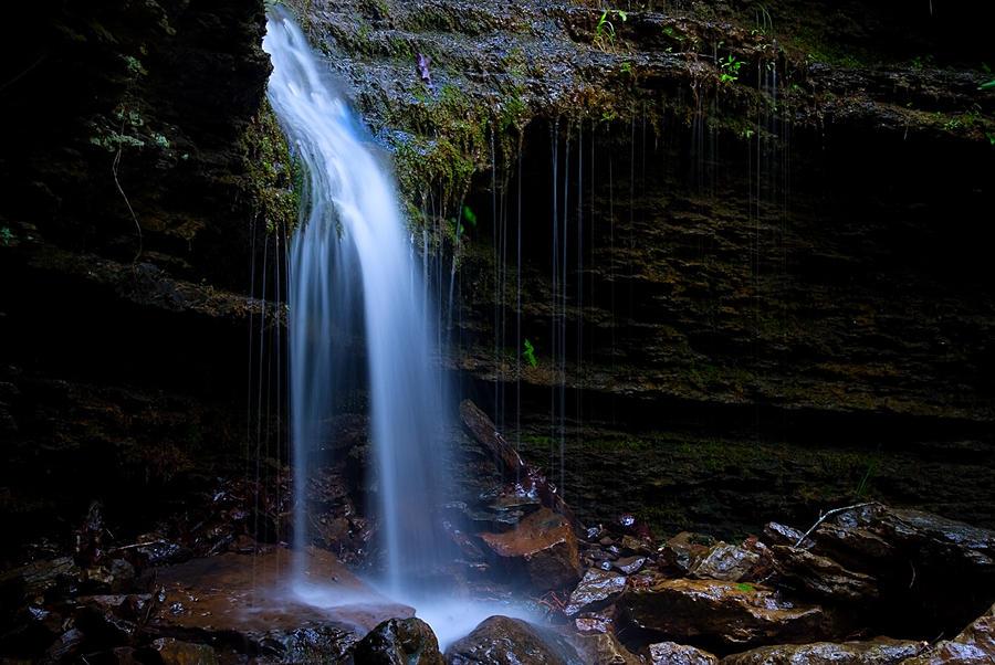Below Twin Falls by GONE-EVERLONG