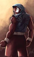 Spiderman Clone by Fernando9121988