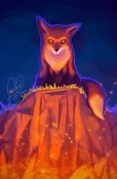 Fox seeing everything burns! by Fernando9121988