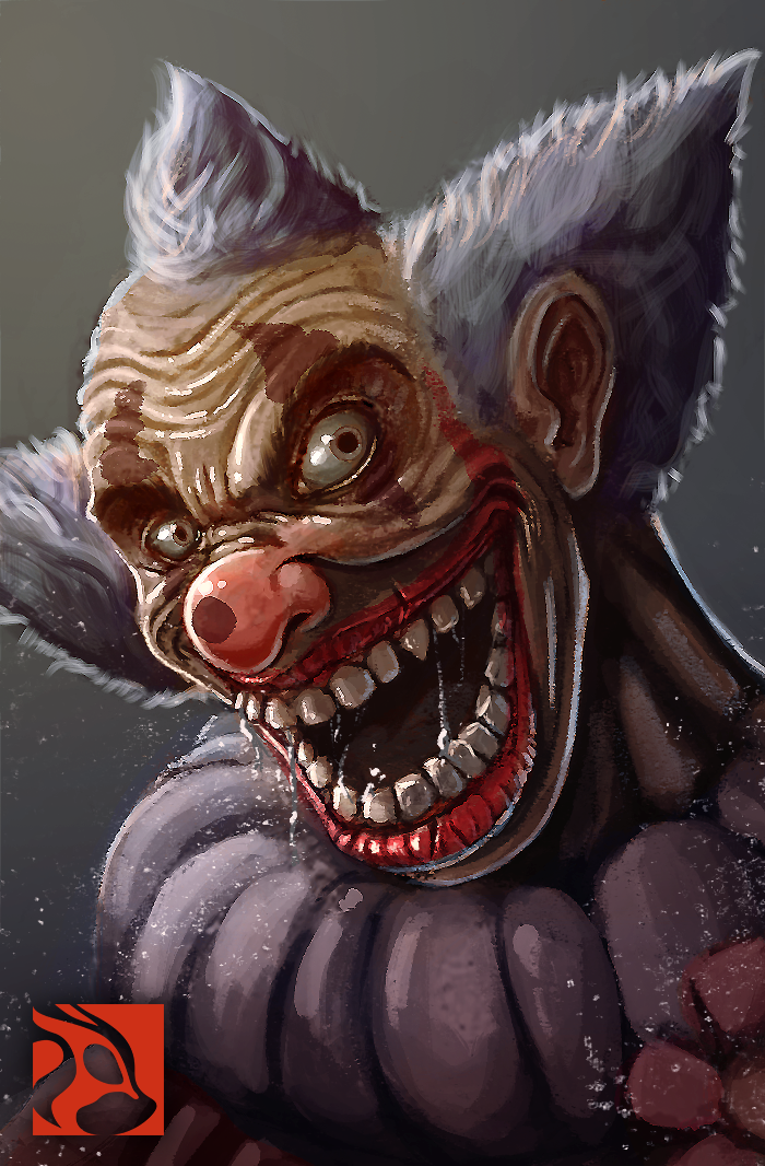 CLOWN by Fernando9121988