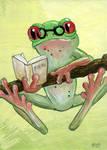 Studious Frog ATC