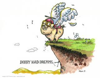 Bobby Had Dreams... by spiraln