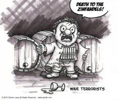 Wine Terrorist