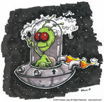 Alien-inked by spiraln
