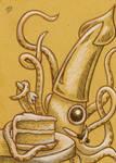 Squid Cakes - ATC