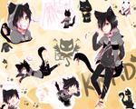 [REF] Krad the unlucky black cat