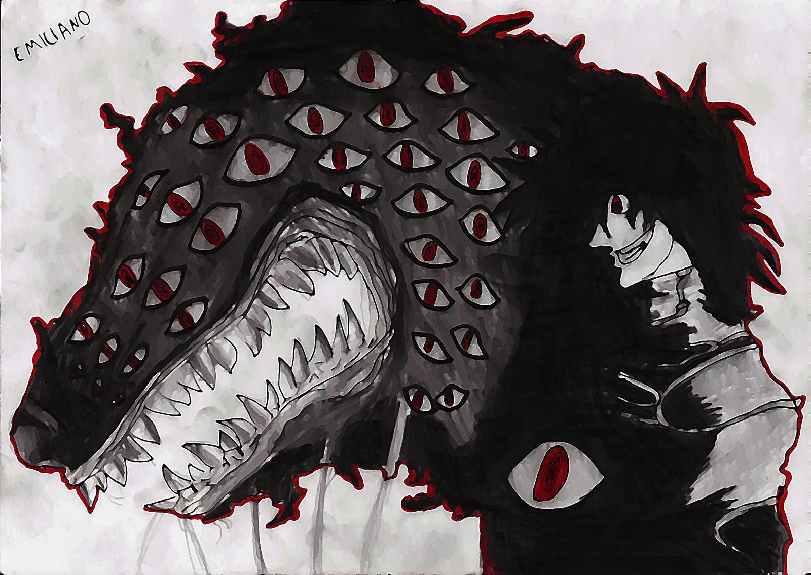 Hellsing Ultimate Black Dog