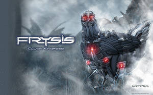 Frysis Widescreen Desktop by recurring
