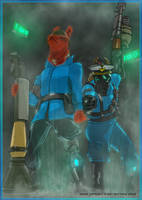 LlamaLAN IX Part 1: Blue Team by recurring