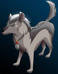 Wolf pack leader by recurring