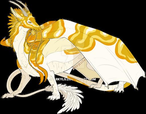 comm // golden beauty