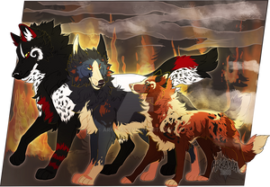 comm // forest fire