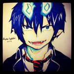 Rin Okumura ~ Blue Exorcist