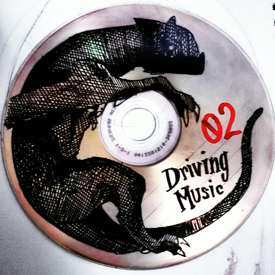 music disc 02 Dragon by wingkei1993