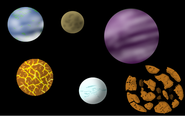 Planets by J4B