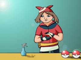 May Cleaning Pokeball