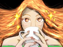 Damn, that's some good coffee!