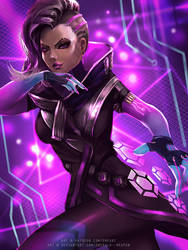 Sombra :nsfw optional: by Emerald--Weapon
