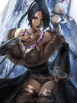 Lulu nsfw promo lingerie ver by Emerald--Weapon