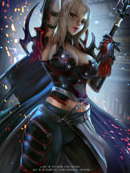 Aranea Highwind by Emerald--Weapon