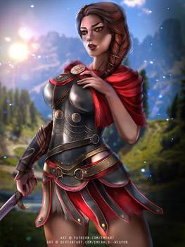 Kassandra Assassin's Creed