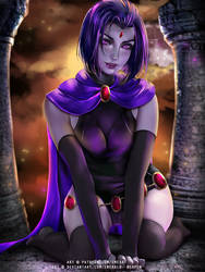 Raven by Emerald--Weapon