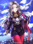 Edelgard FE Three Houses by Emerald--Weapon