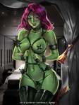 Gamora by Emerald--Weapon