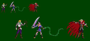 Bloodstained Characters