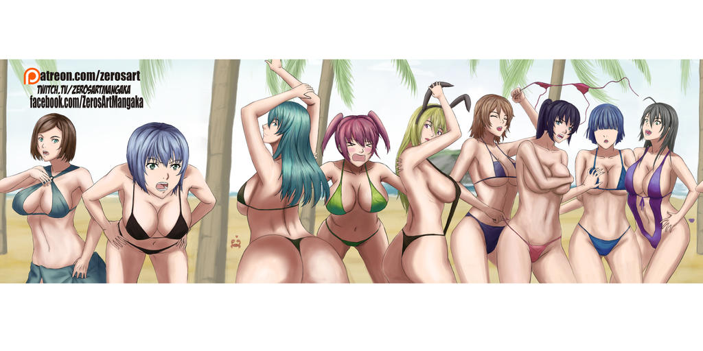 Bikini Harem