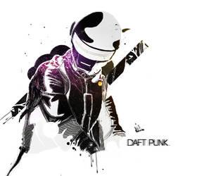Daft Punk Tag