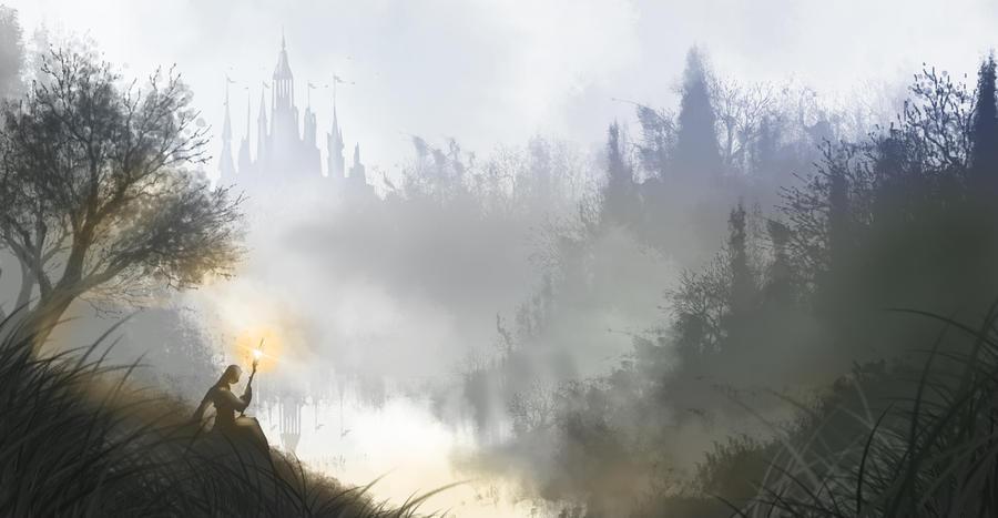 The Journey 2 by jackfrozz